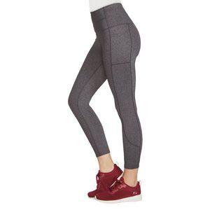 Skechers Go Walk Gray Leggings Size L